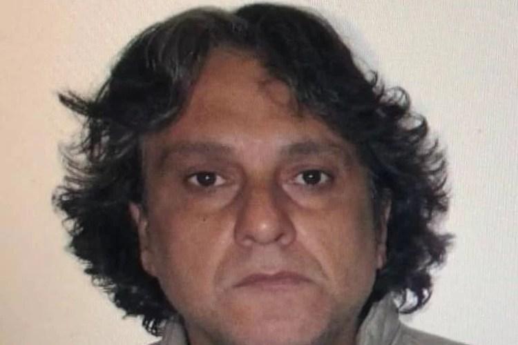 Polícia investiga se homem visto no MS é Paulo Cupertino (Foto: Reprodução)