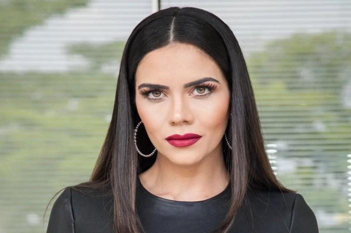 Daniela Albuquerque faz revelação sobre Hebe Camargo (Foto: Reprodução)