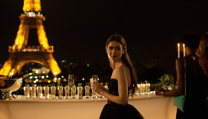 Emily em Paris Segunda Temporada