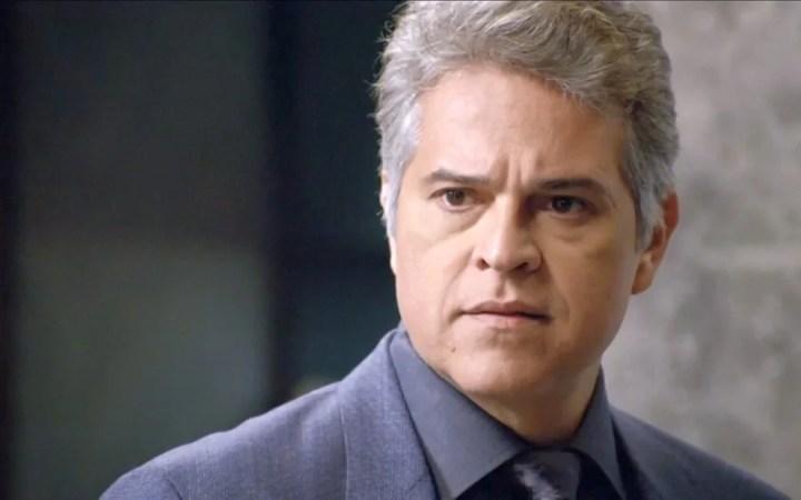 O personagem Ramiro, em Amor sem Igual, fará uma proposta intrigante à Poderosa. (Foto: Reprodução).