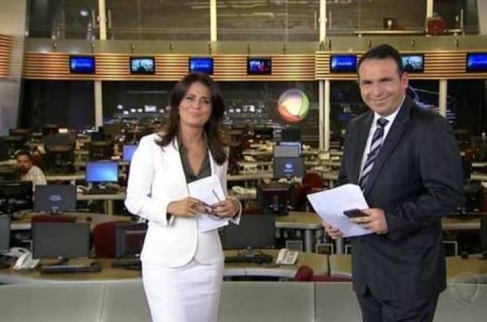 Após a Globo, âncoras da Record são acusados de crime fiscal (Foto: Reprodução)