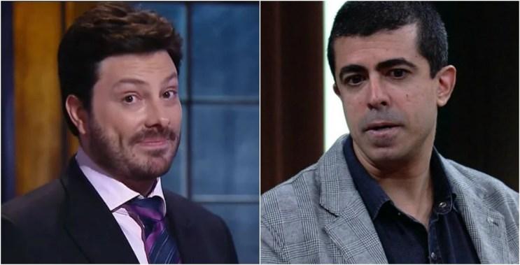 Danilo Gentili critica Macius Melhem após assédio a Dani Calabresa (Foto: Reprodução)