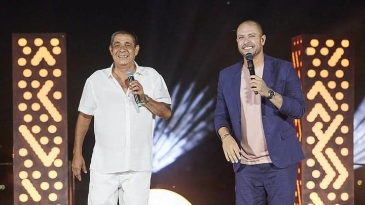 Zeca Pagodinho Diogo Nogueira