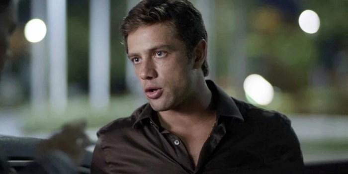 Renzo (Rafael Cardoso) em cena de Salve-se Quem Puder; vilão tem final definido (Foto: Reprodução/Globo)