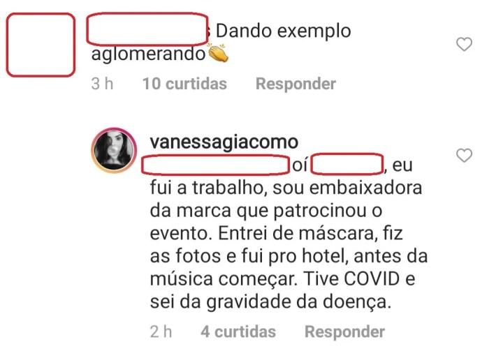Vanessa Giácomo Carlinhos Maia