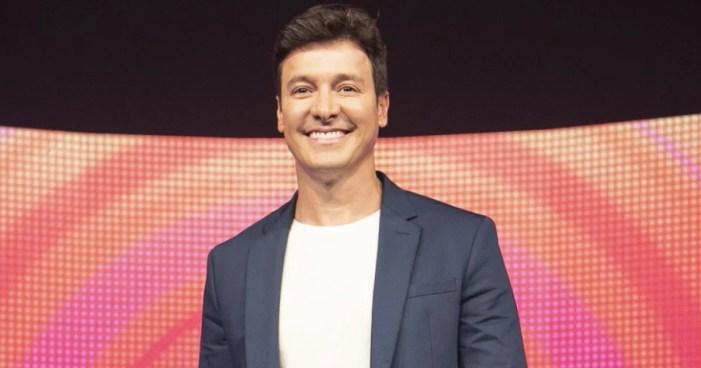 Rodrigo Faro da Record ia para a Globo (Foto: Reprodução)