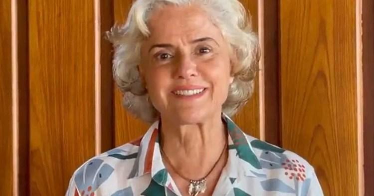 Marieta Severo, atriz global, teve Covid-19 e incentiva vacinas (Foto: Reprodução)