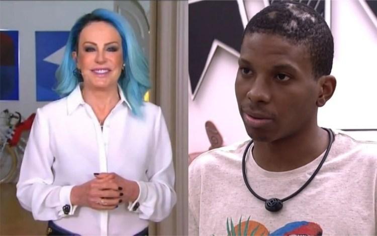 Ana Maria Braga fala o motivo de Lucas não ter ido ao Mais Você (Foto: Reprodução)