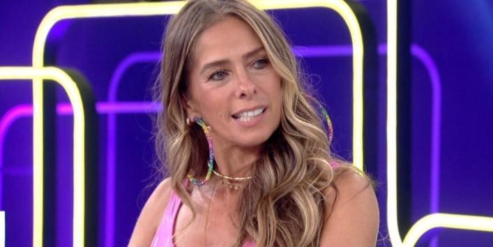 Adriane Galisteu em participação no Se Joga; apresentadora deve comandar o Power Couple na Record (Foto: Reprodução/TV Globo)