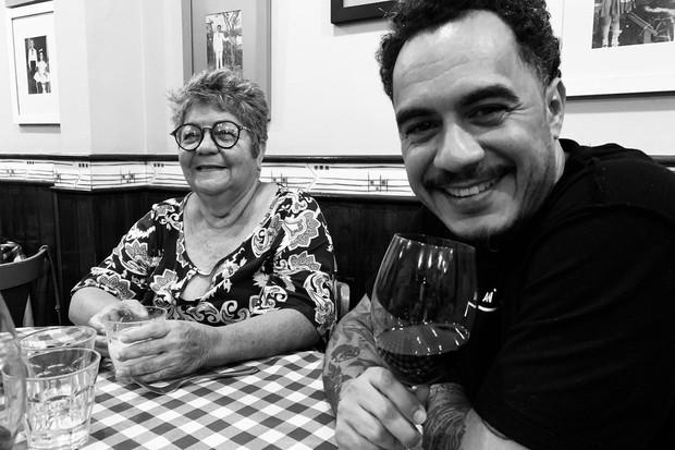 Paulete Peixoto, mãe de Marcelo D2, morre (Foto: Reprodução)