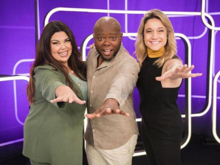 Trio de apresentadores não será mantido (Foto: Reprodução)