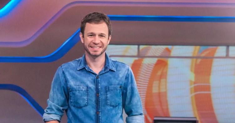 Tiago Leifert, apresentador do BBB21 (Foto: Reprodução)