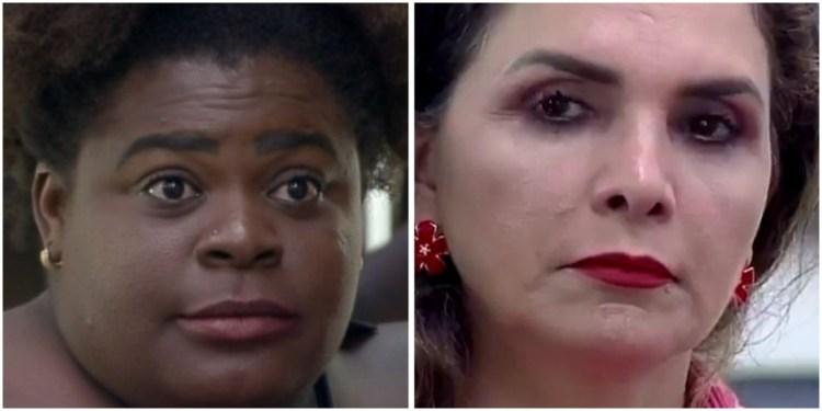 Jojo Todynho voltou a alfinetar Luiza Ambiel (Foto: Reprodução)