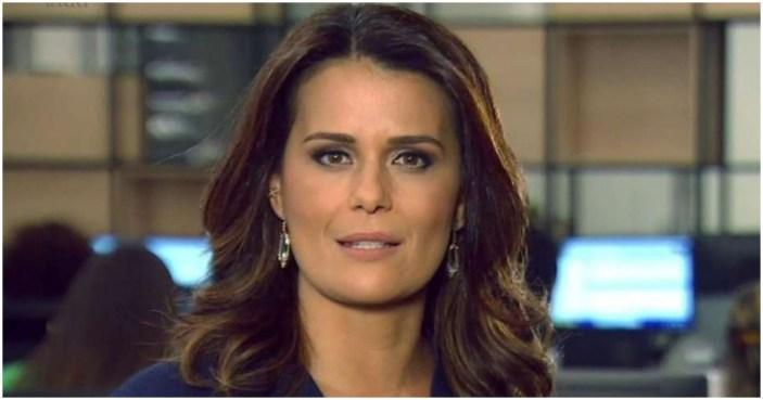 Adriana Araújo não renova com a Record e deixa o canal após 14 anos (Foto: Reprodução)