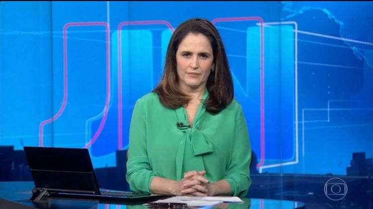 Ana Luíza Guimarães, apresentadora do Jornal Nacional, tem grande perda (Foto: Reprodução)
