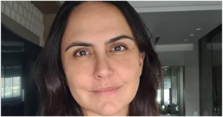 Carla Cecato, enfrentando momento difícil, fez desabafo nas redes sociais (Foto: Reprodução)