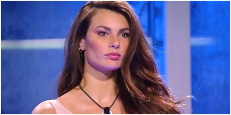 Dayane Mello perdeu na grande final do Big Brother Itália (Foto: Reprodução)