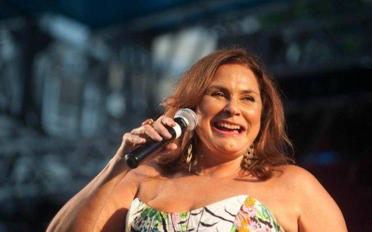 Fafá de Belém, cantora (Foto: Reprodução)