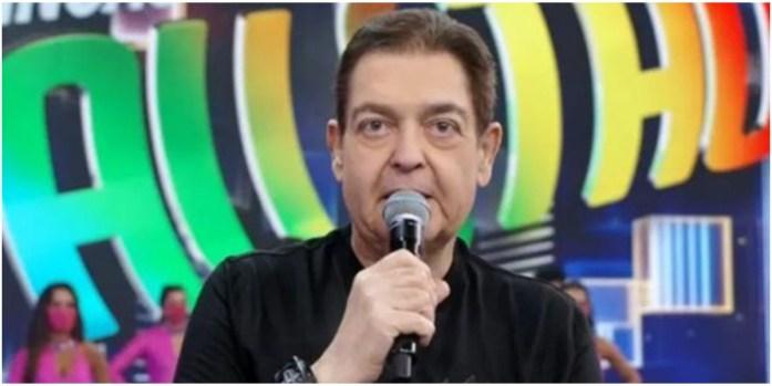 Faustão da Globo é internado (Foto: Reprodução)