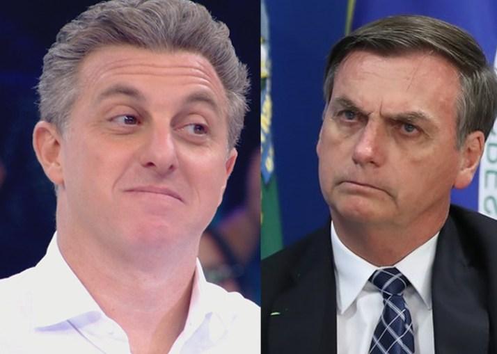 Luciano Huck Bolsonaro