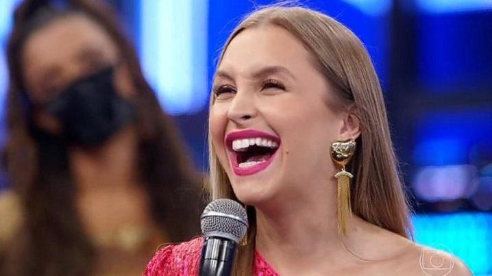 Carla Diaz Faustão
