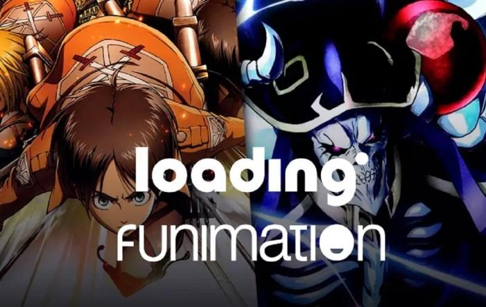 Animes de sucesso do Loading: SNK (Attack on Titan) e Overlord (Foto: Reprodução)
