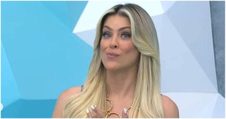 Renata Fan já foi cotada para ser comentarista de futebol na Globo (Foto: Reprodução|)