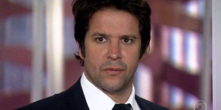 Murilo Benício (Ariclenes) em cena do primeiro capítulo de Tititi, que teve boa audiência (Foto: Reprodução/TV Globo)