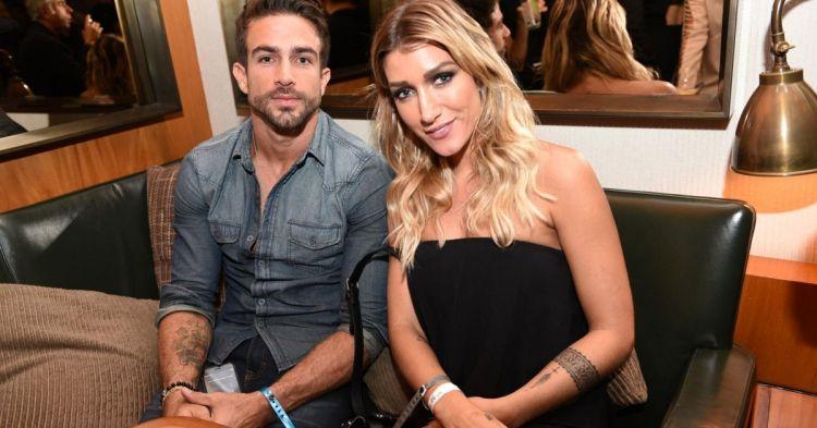 Erasmo Viana e sua ex-mulher (Foto: Reprodução)