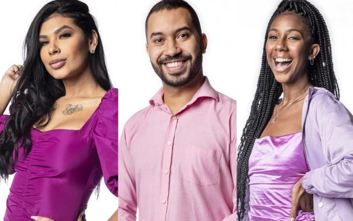Enquete BBB21: Pocah, Gil e Camilla. Quem deve sair? Vote (Foto: Divulgação)
