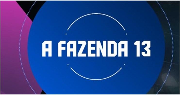 A Fazenda 13 vai estreia em setembro