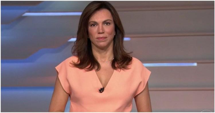 Ana Paula Araújo expõe detalhes de bastidores da Globo e detona a verdade (Foto: Reprodução)