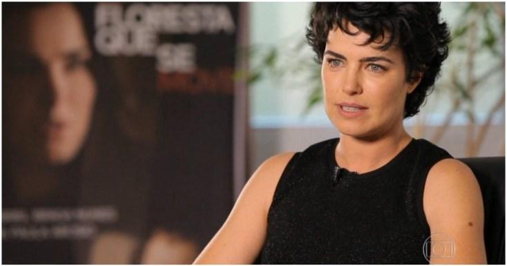 Ana Paula Arósio desapareceu da TV e hoje vive isolada do país (Foto: Reprodução)