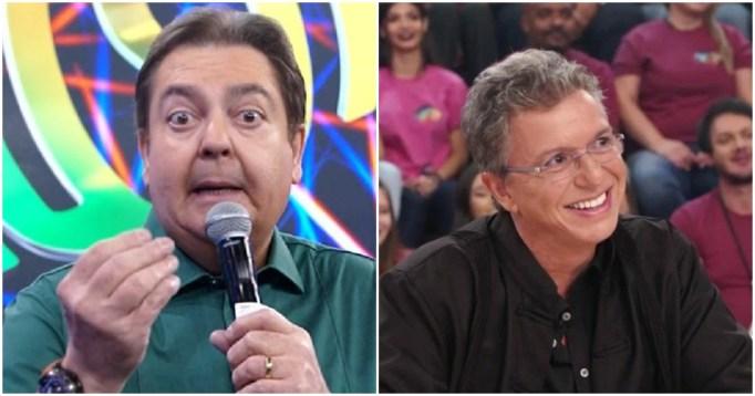 Boninho falou em entrevista sobre a saída de Faustão da Globo