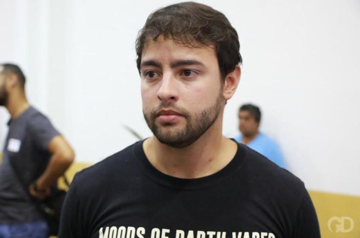 Ulysses Moraes está namorando a cantora famosa Maraisa (Foto: Reprodução)