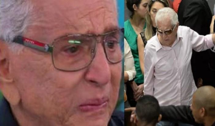Carlos Alberto do SBT perdeu a fortuna que tinha (Foto: Reprodução)