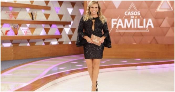 Christina Rocha surpreende o público ao ficar sem paciência no programa