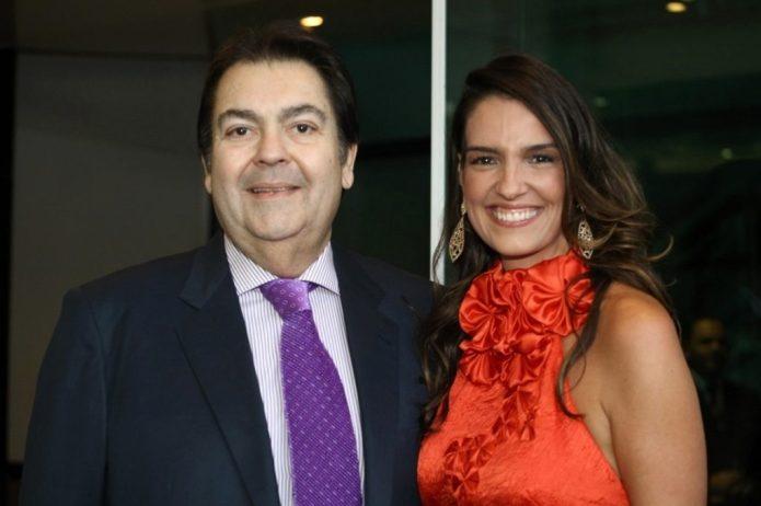 Luciano Cardoso, esposa de Faustão (Foto: Reprodução)