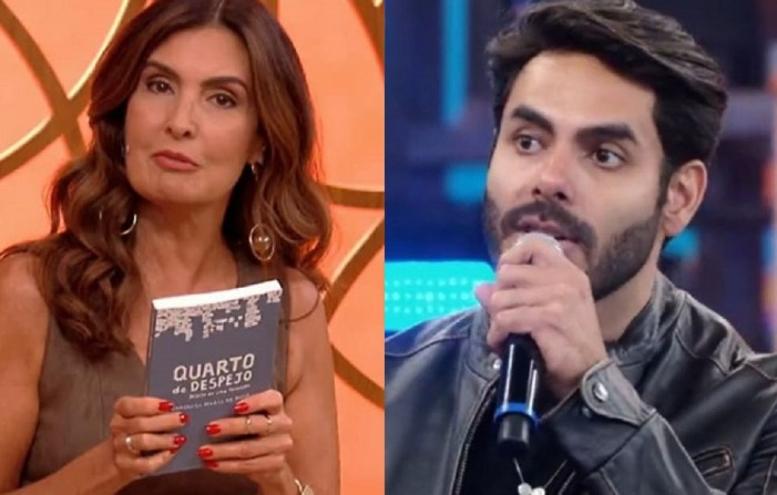 Fátima Bernardes e Rodolffo (Foto: Reprodução)
