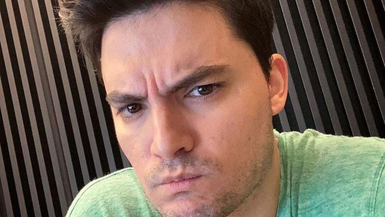 Felipe Neto, youtuber conhecido por seus posicionamentos políticos (Foto: Reprodução)