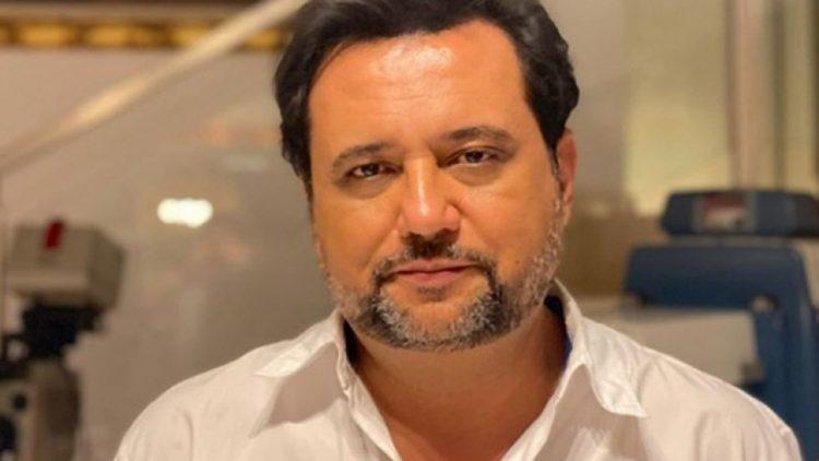 Geraldo Luís fala sobre perda pro Covid-19 (Foto: Reprodução)