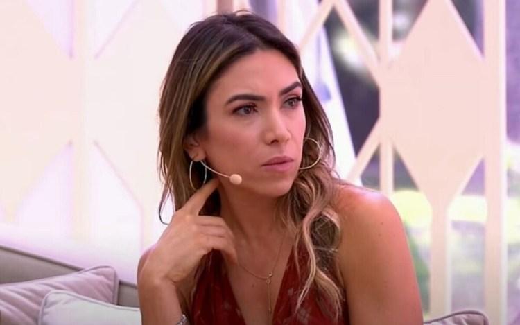 Patrícia Abravanel, titular do Vem Pra Cá, descobre ordem de Silvio Santos e terá que mudar de local (Foto: Reprodução)