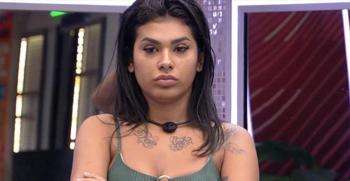 Pocah do BBB21 (Foto: Reprodução)