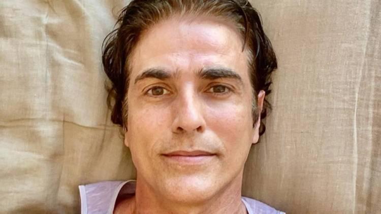 Reynaldo Gianecchini, ator da Globo, celebra vitória contra câncer (Foto: Reprodução)