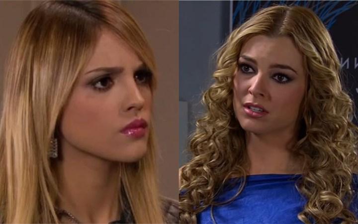 Nikki e Kendra em Amores Verdadeiros (Foto: Divulgação)