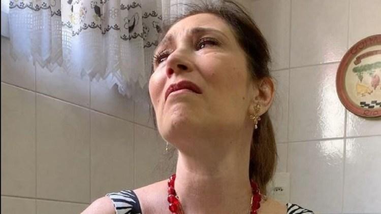 Beth Goulart fala sobre irmã com Covid-19 (Foto: Reprodução)