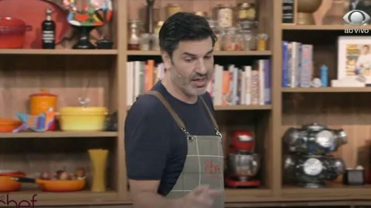 Edu Guedes, apresentador do The Chef na Band (Foto: Reprodução)