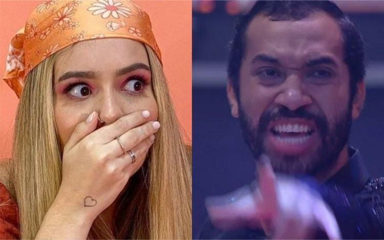 Gil participa de programa na Globo e cita Viih Tube (Foto: Reprodução)