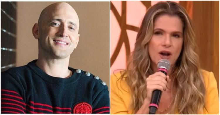 Paulo Gustavo virou pauta do Encontro por causa de Ingrid Guimarães (Foto: Reprodução)
