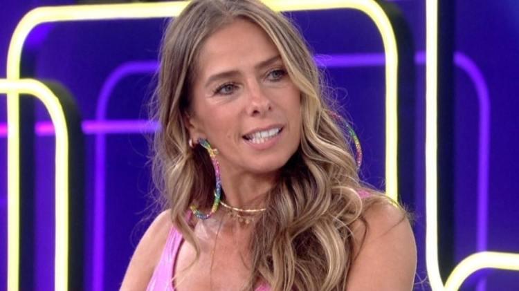 Adriane Galisteu, apresentadora do Power Couple 5 (Foto: Reprodução)